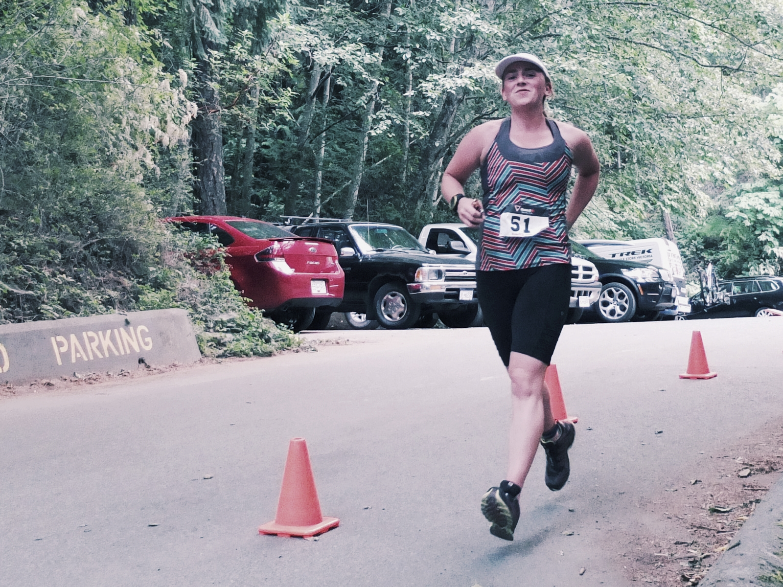 Photo: Dan Harmon, XTERRA Victoria Race 2015