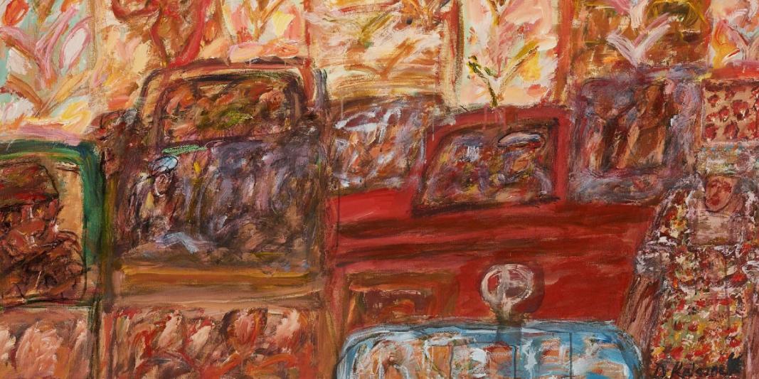 David Koloane,New Life, 2016,Goodman Gallery