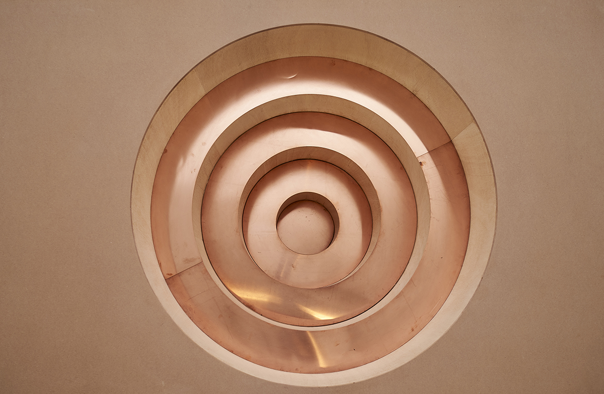 Detail: Ângela Ferreira, Remining (Vault table)