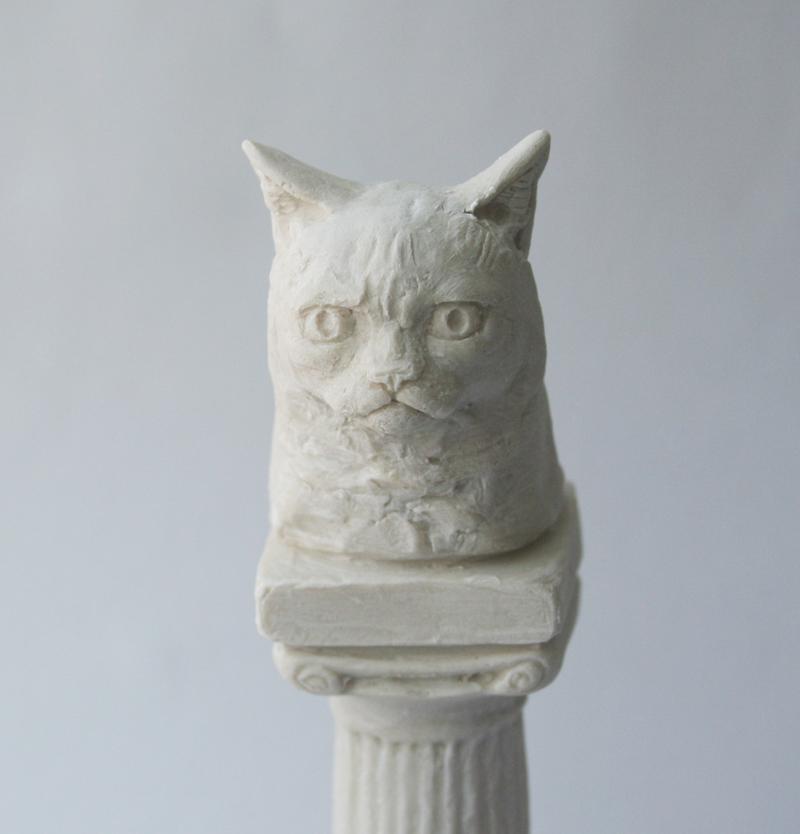Tower of Grumpy Cat