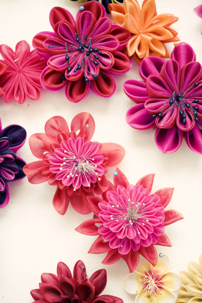 Karuna Balloo -Horticultrice textile