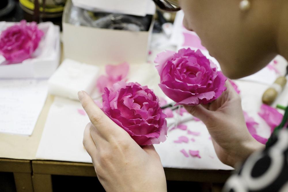 Atelier Guillet - Fleurs d'art