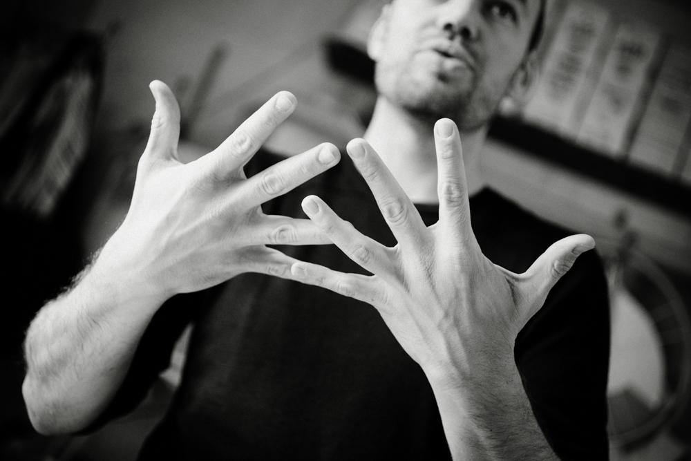 Sylvain Le Guen - Eventailliste