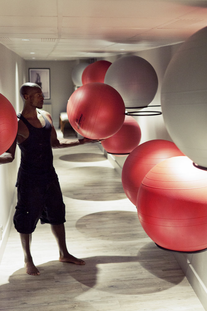 Magoma Likale - Professeur de Body Enhance - Tigre Yoga Club