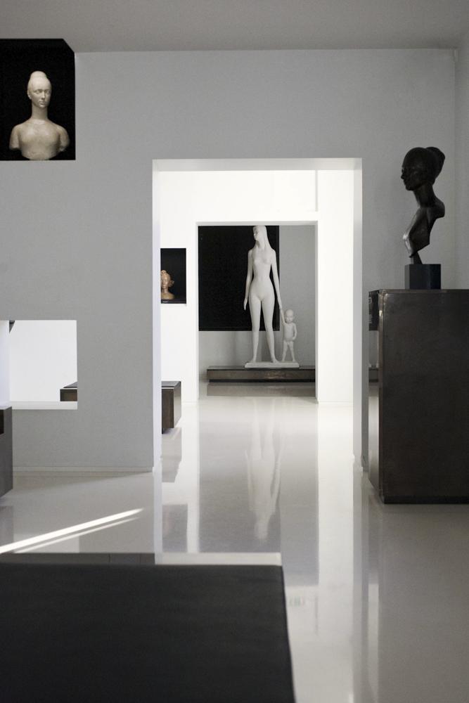 Galerie du musée Paul Belmondo - Château Buchillot - Boulogne-Billancourt