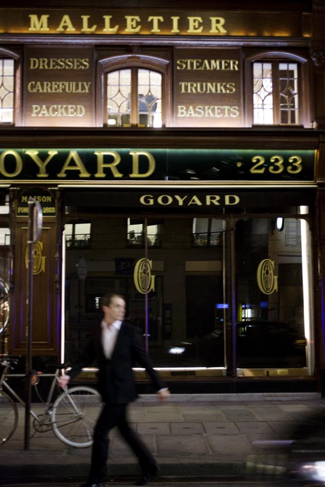 Goyard - Rue Saint-Honoré