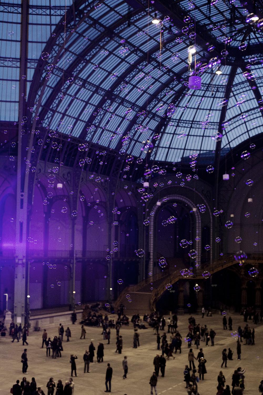 Installation olfactive Francis Kurkdjian - Grand Palais Paris