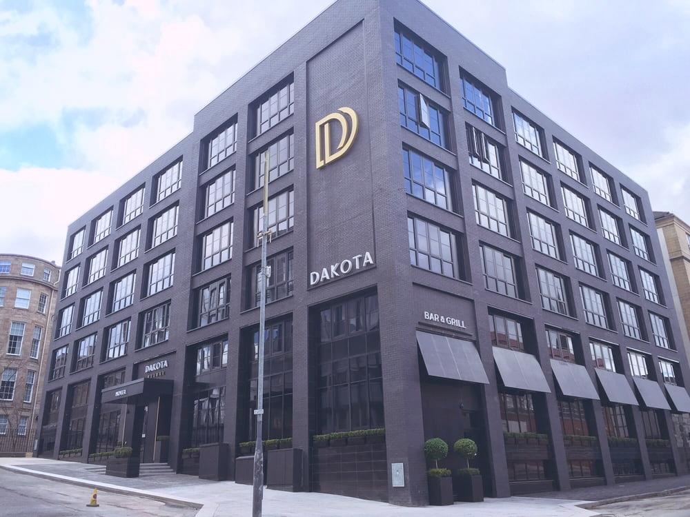 Dakota Deluxe Glasgow West Regent Street outside