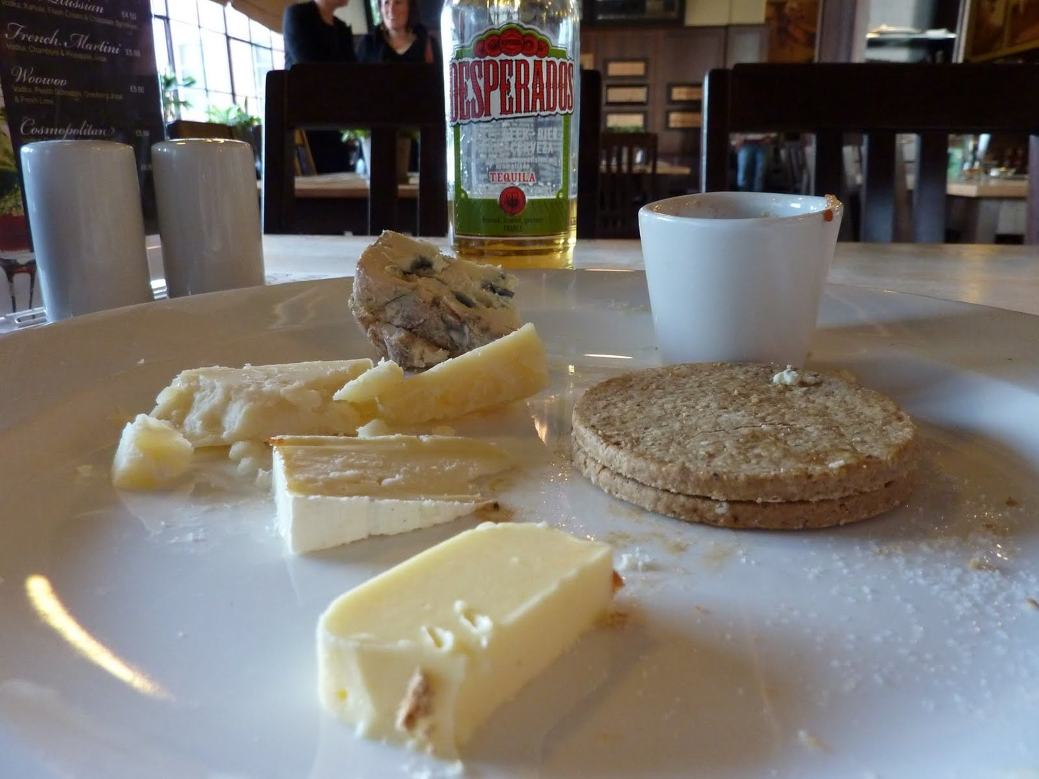 cheeseboard in glasgow at west brewery