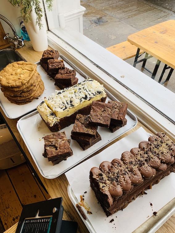 Kaf Coffee cakes - omg