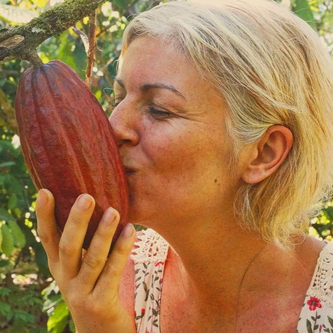 Chocolate is good for you! - An inspiring, decadent and nourishing workshop on Cacao and Chocolate with the extremely passionate, award winning chocolate ambassador, Oonagh Browne from SHE Universe