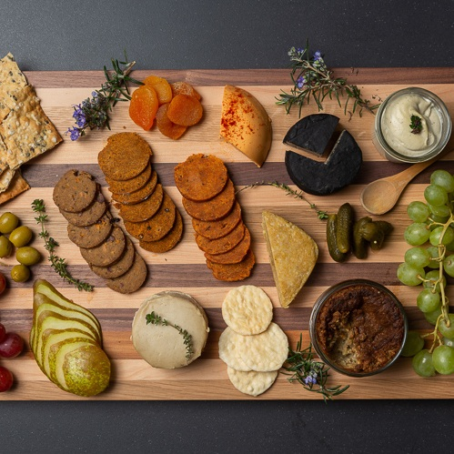 Vegan Cheese Making - Learn the basics of vegan cheese-making, and make your own flavoured spreadable cashew cheese with Flip Grater from new Grater Goods Vegan Deli right in the heart of Christchurch