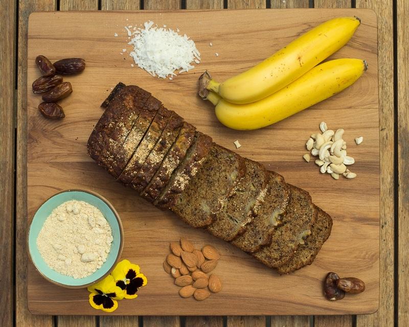 Vegan Banana Bread -