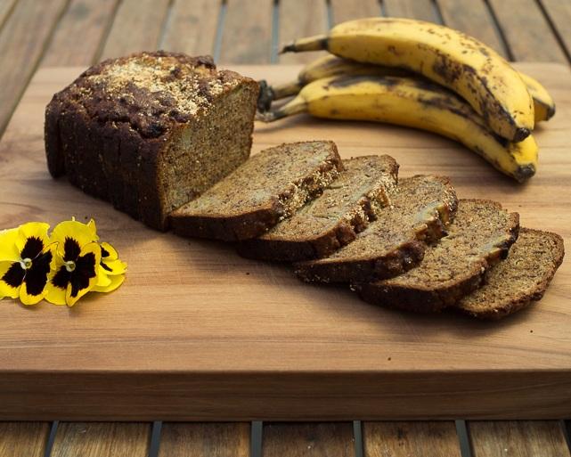 Gluten Free Banana Bread -