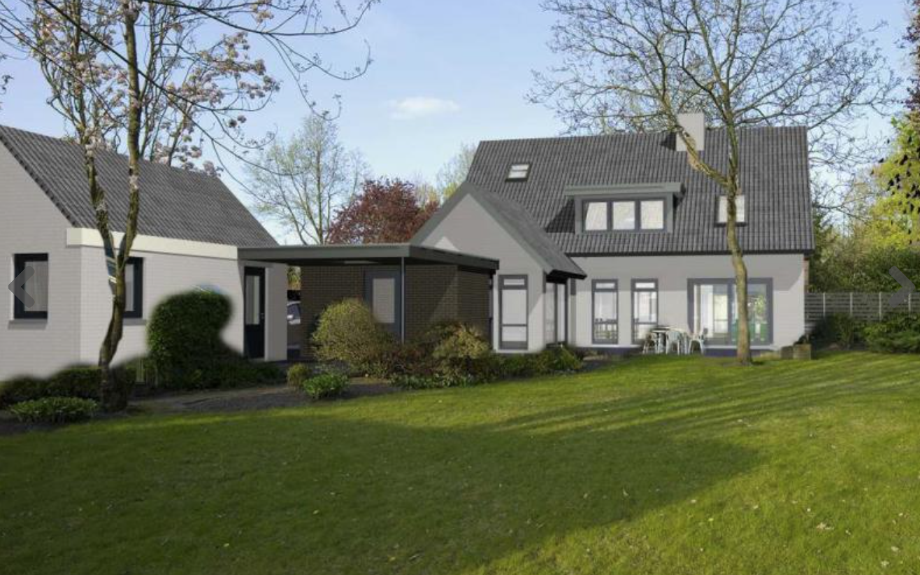 Renovatie woonhuis Mekking (Smits & zonen, Oirschot) na