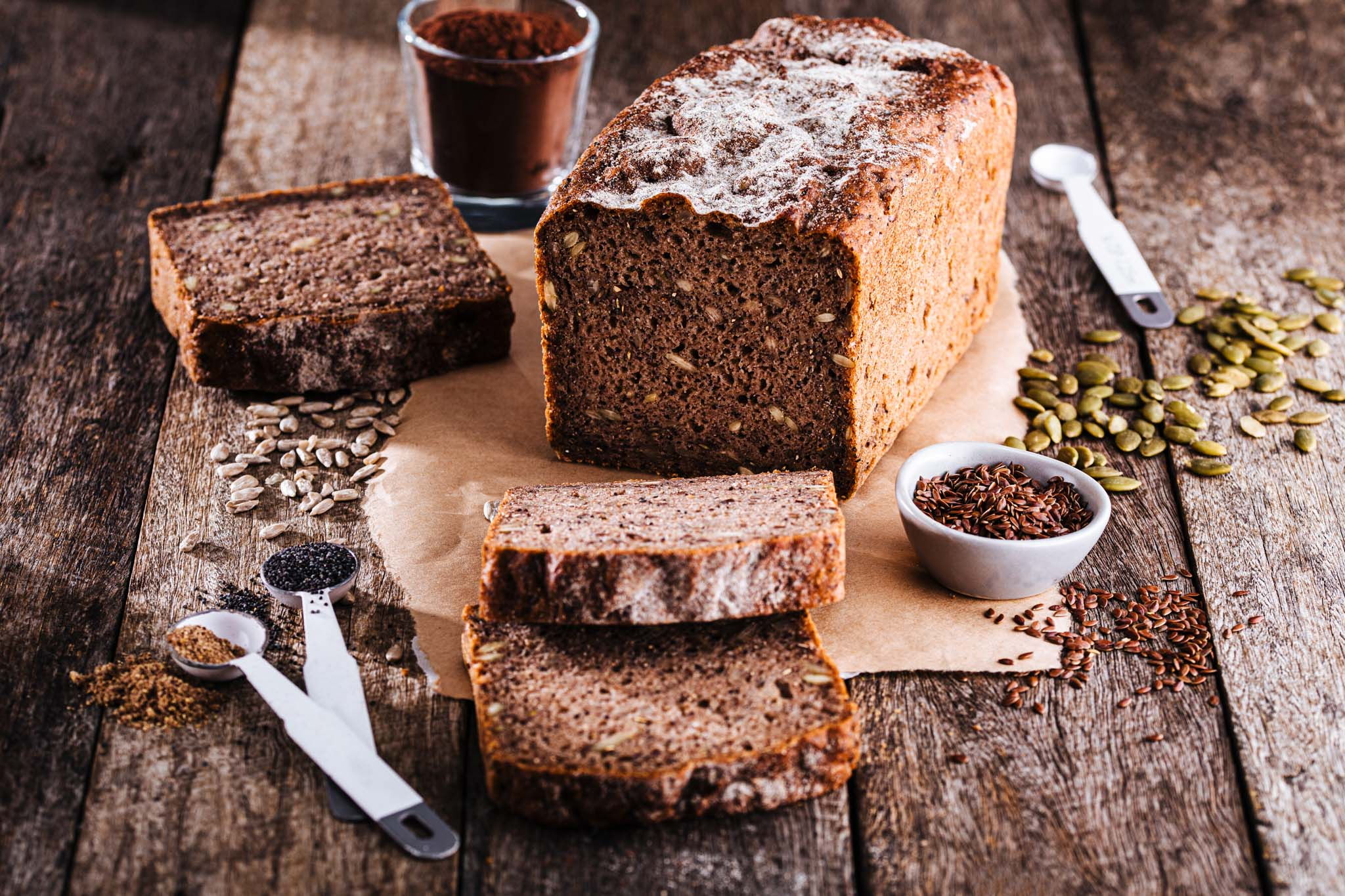Choices Gluten Free Bread Loaves