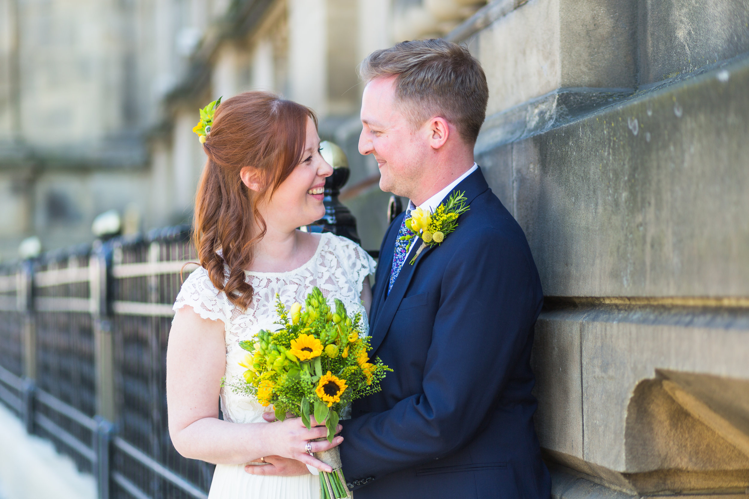 Amy & Oliver - Wedding Part I ~ Town Hall, Leeds