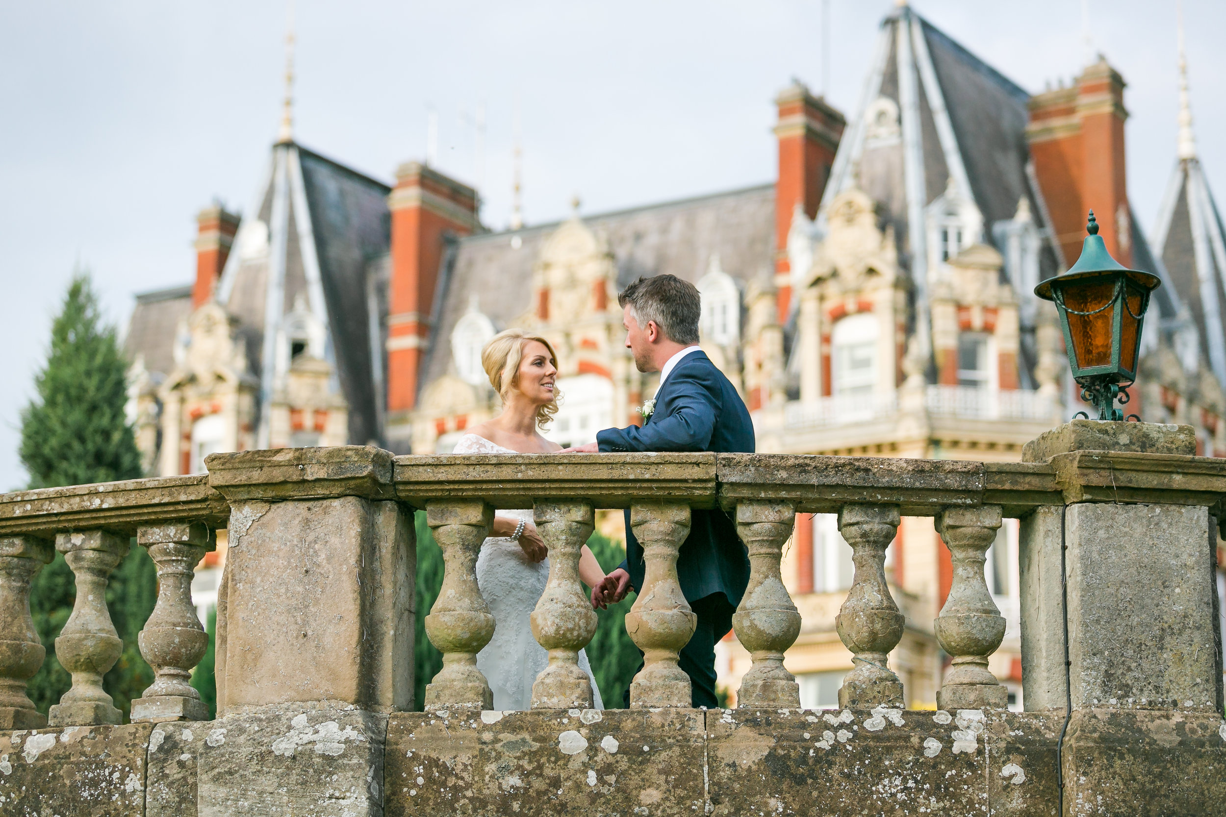 Andrea & John - Wedding ~ Chateau Impney