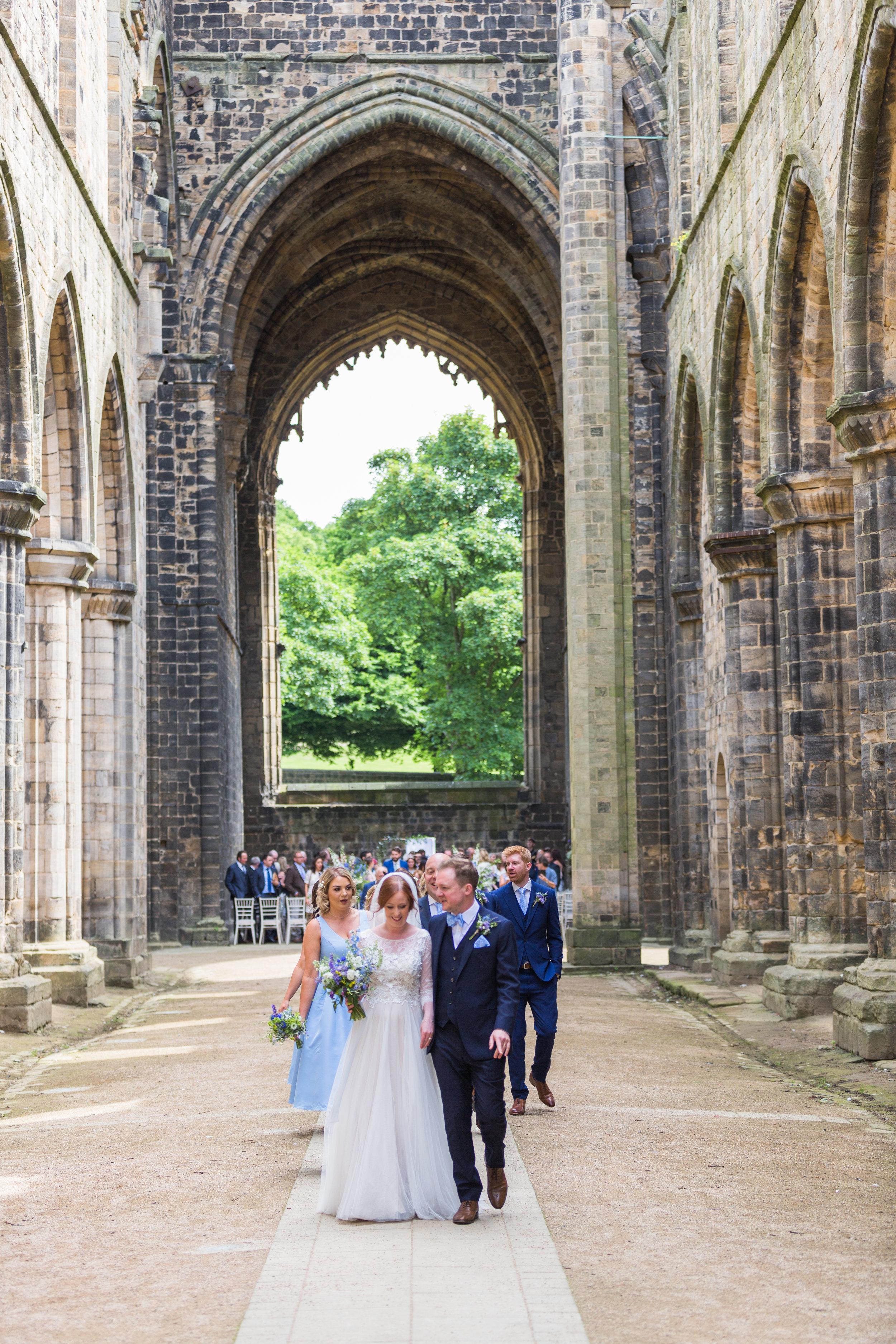 Kirkstall Abbey-Leeds-Wedding venue