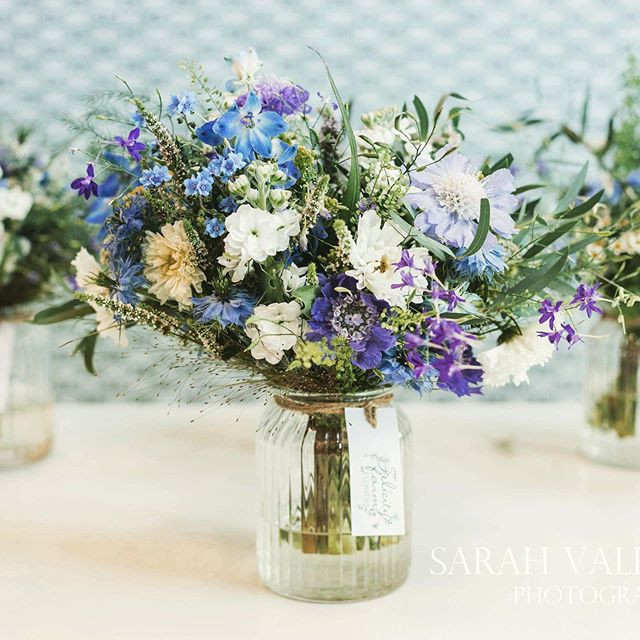 Beautiful blues... so pretty and summery and they hold so many childhood memories. Bouquets by @felicityfarmflowers x . . #inspire #happiness #elegantwedding #2020weddings #2020bride #floralinspiration #weddingfloral #weddingbouquetideas #floralcreative #lovewhatyoudo #weddingflowers #weddinginspiration #weddingday #weddingideas #weddingflorist #weddingphotography #weddinginspo #weddingdress #bridetobe #weddingplanning #underthefloralspell #floraldesign #weddingplanner #weddingdecor #engaged #bridesmaids #eventstyling #bridebookflowers #lancashirewedding #yorkshirewedding