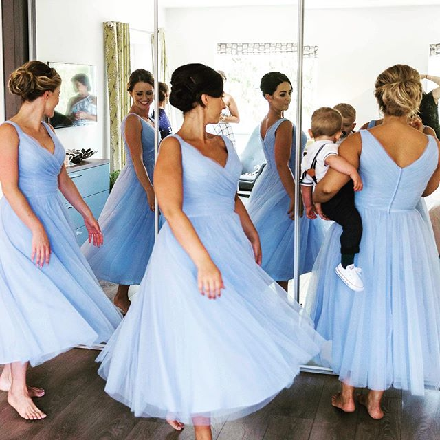 Twirling girls for Tuesday morning! . . #bridesmaid #wedding #bride #love #bridetobe #weddingideas #bridal #weddingday #beautiful #engaged #weddingdress #groom #bridesmaids #happy #maidofhonour #handmade #bestfriends #makeup #weddinginspo #cute #inspo #personalised #weddinginspiration #bluewedding #weddinghair #fun #lancashireweddingphotographer #yorkshireweddingphotographer #ribblevalleyweddingheaven
