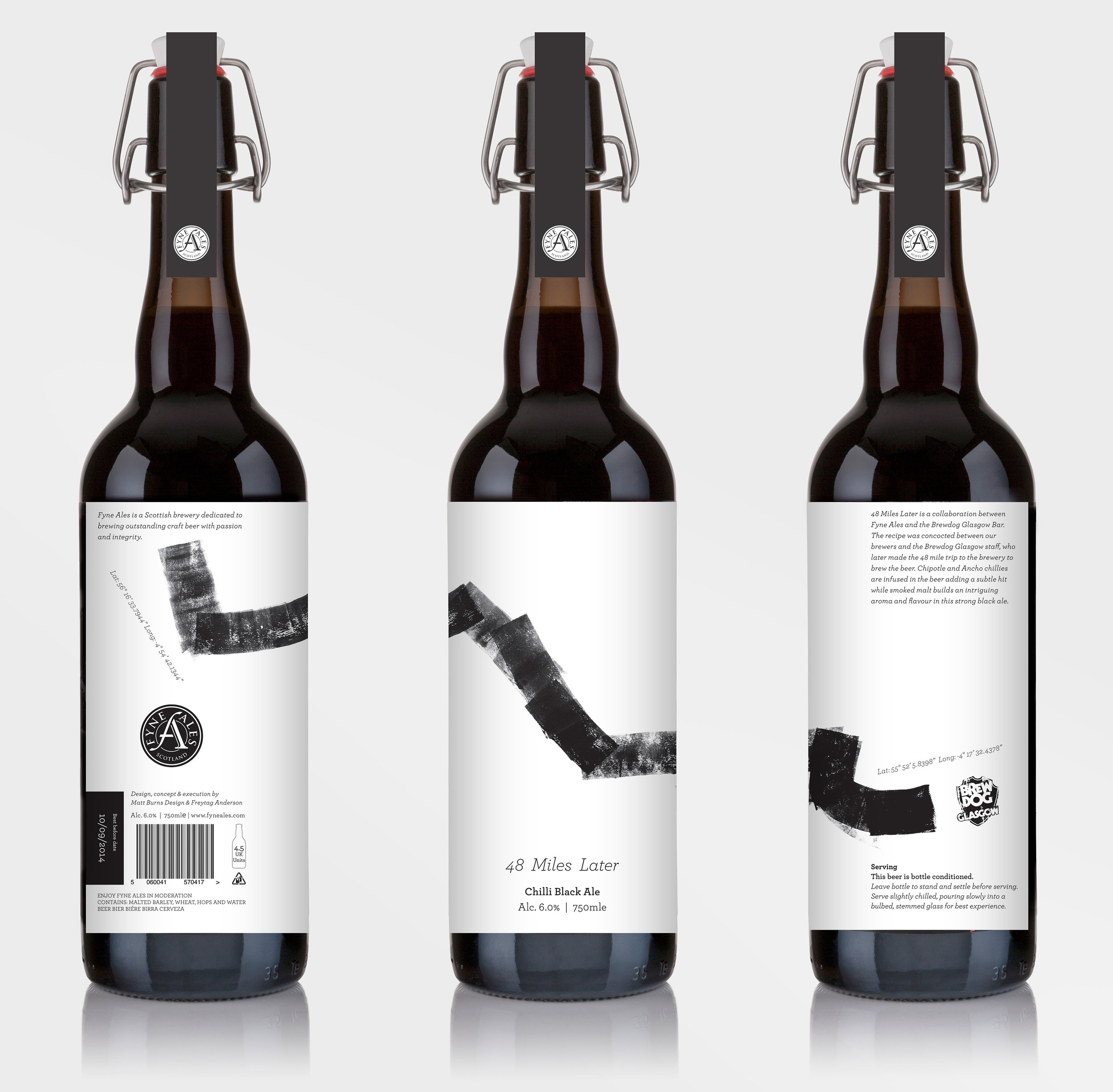 Copy of <b>Fyne Ales & Brewdog</b><br>From inception to creation, a true collaboration 48 miles later...