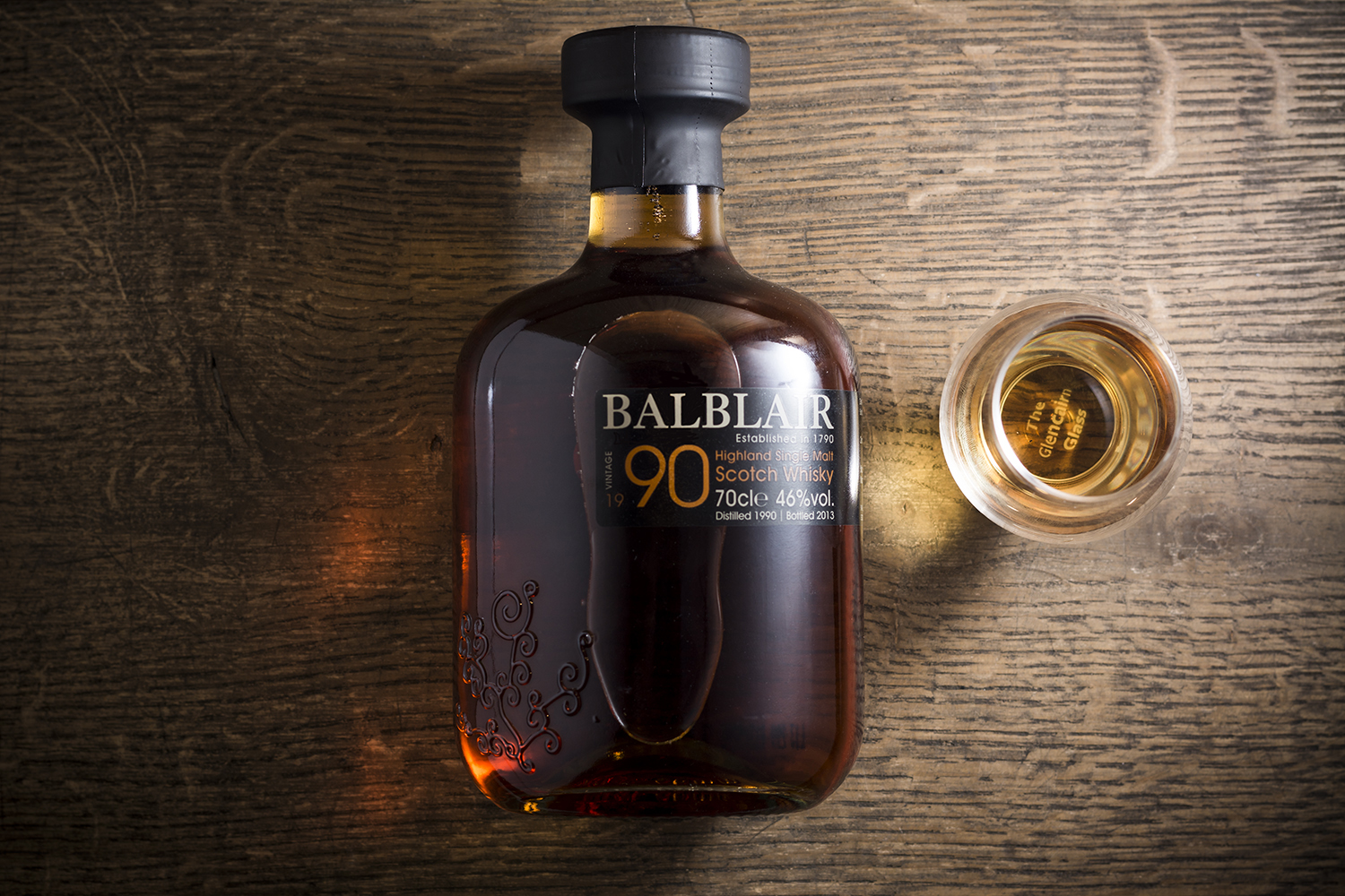 <b>Balblair Whisky</b><br>An award-winning whisky distillery located on the Dornoch coast, founded in 1790.