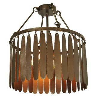 Ironware International | Gisele 4 Light Chandelier