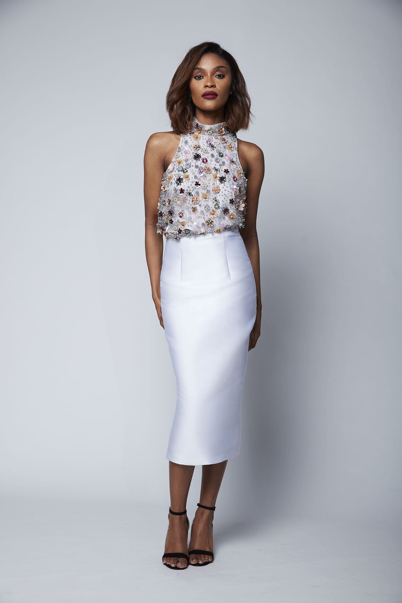Katherine Top & Claire Skirt