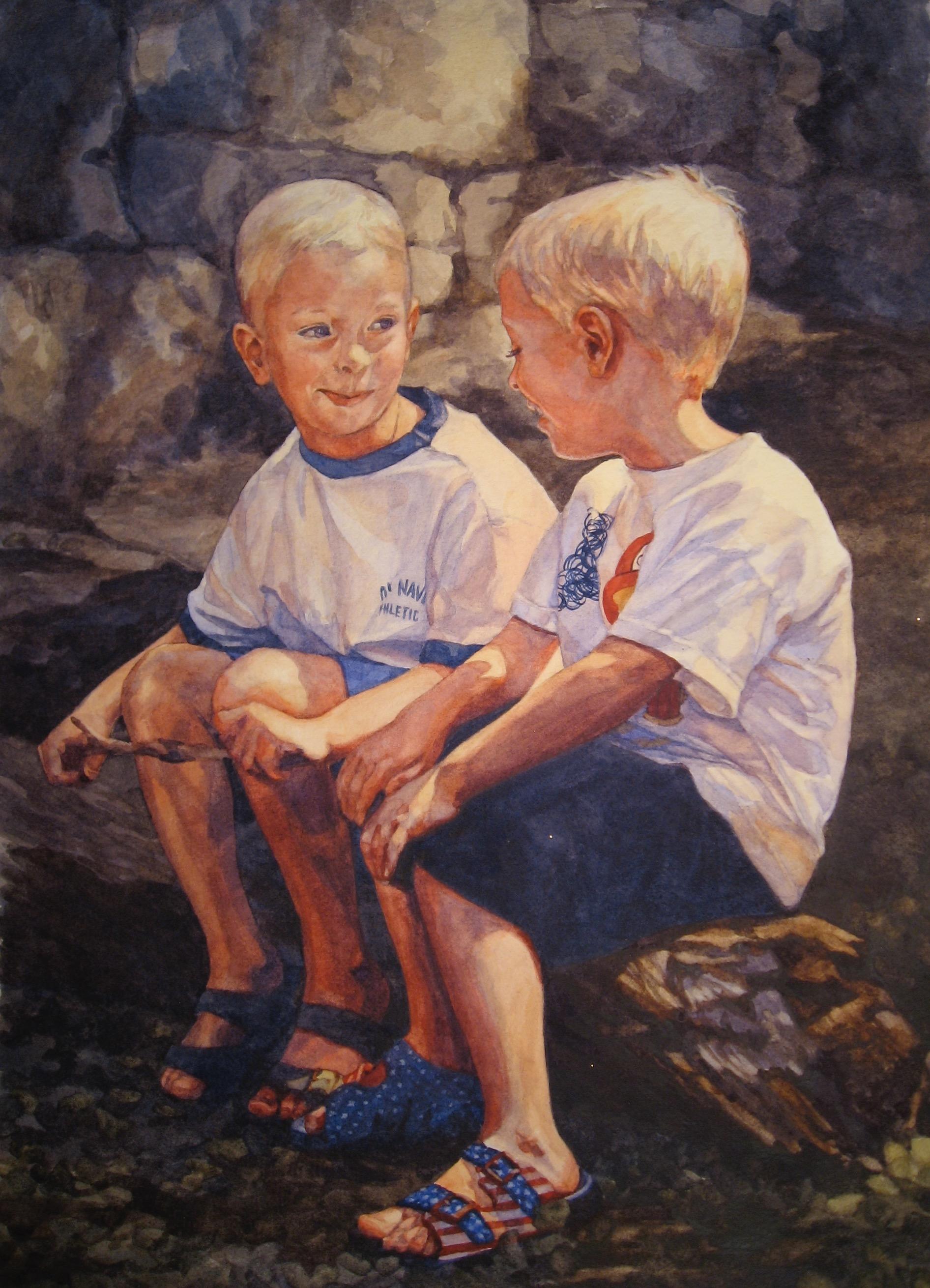 Bennett and Sammy