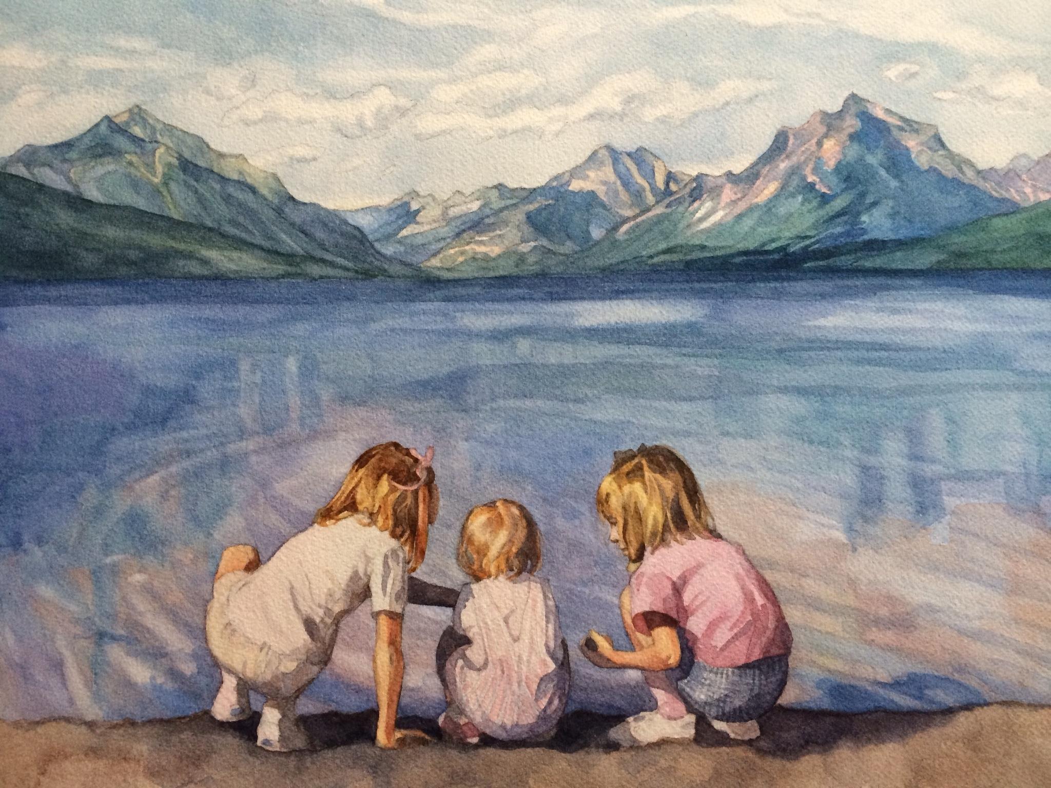 Emily, Eryn, and Ellie