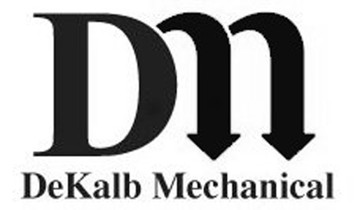 Dekalb Mechanical Logo BnW.png