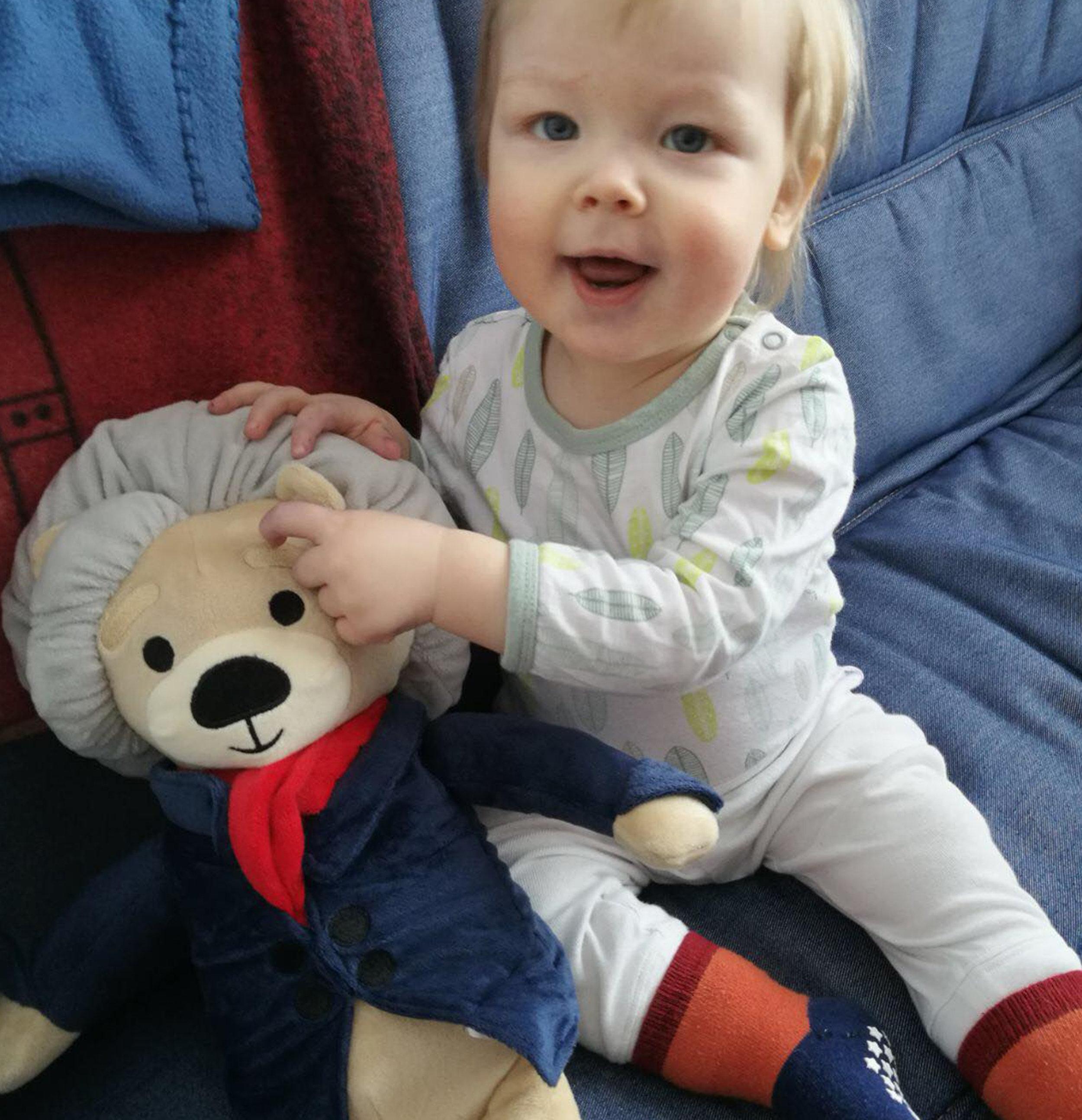 Wilhelm, 1 year