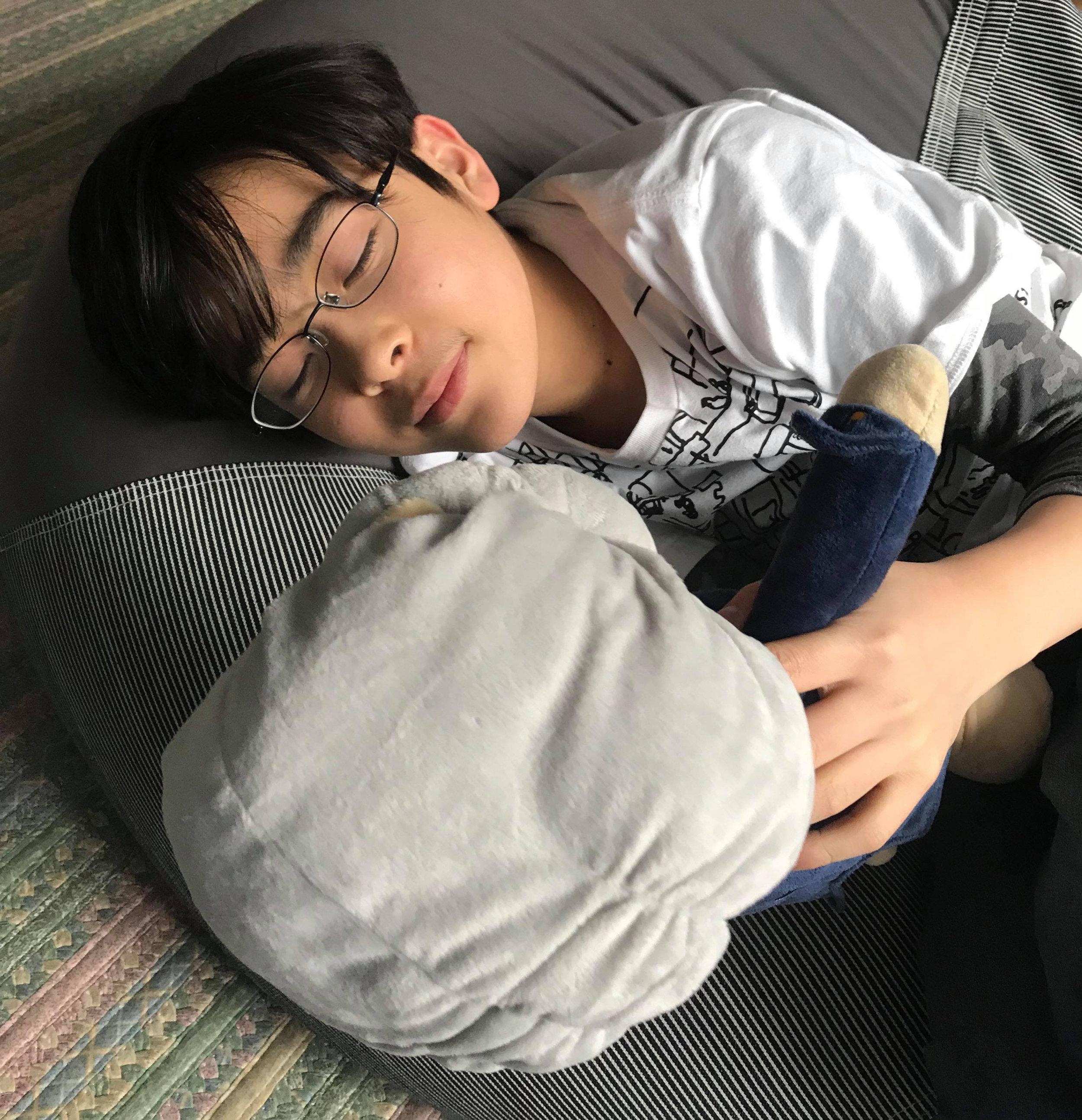 Taku, 12 years