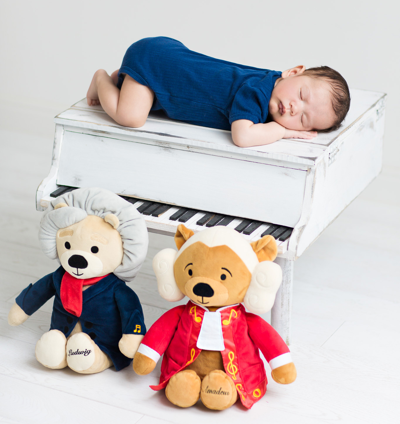 Curated Experience - It is not just about listening to classical music, it is about experiencing it through the most loved toy - an object of fondness and affection.Henryk, 2 months