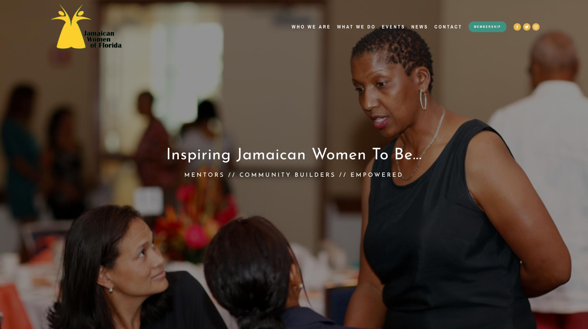 JAMAICAN WOMEN OF FLORIDA