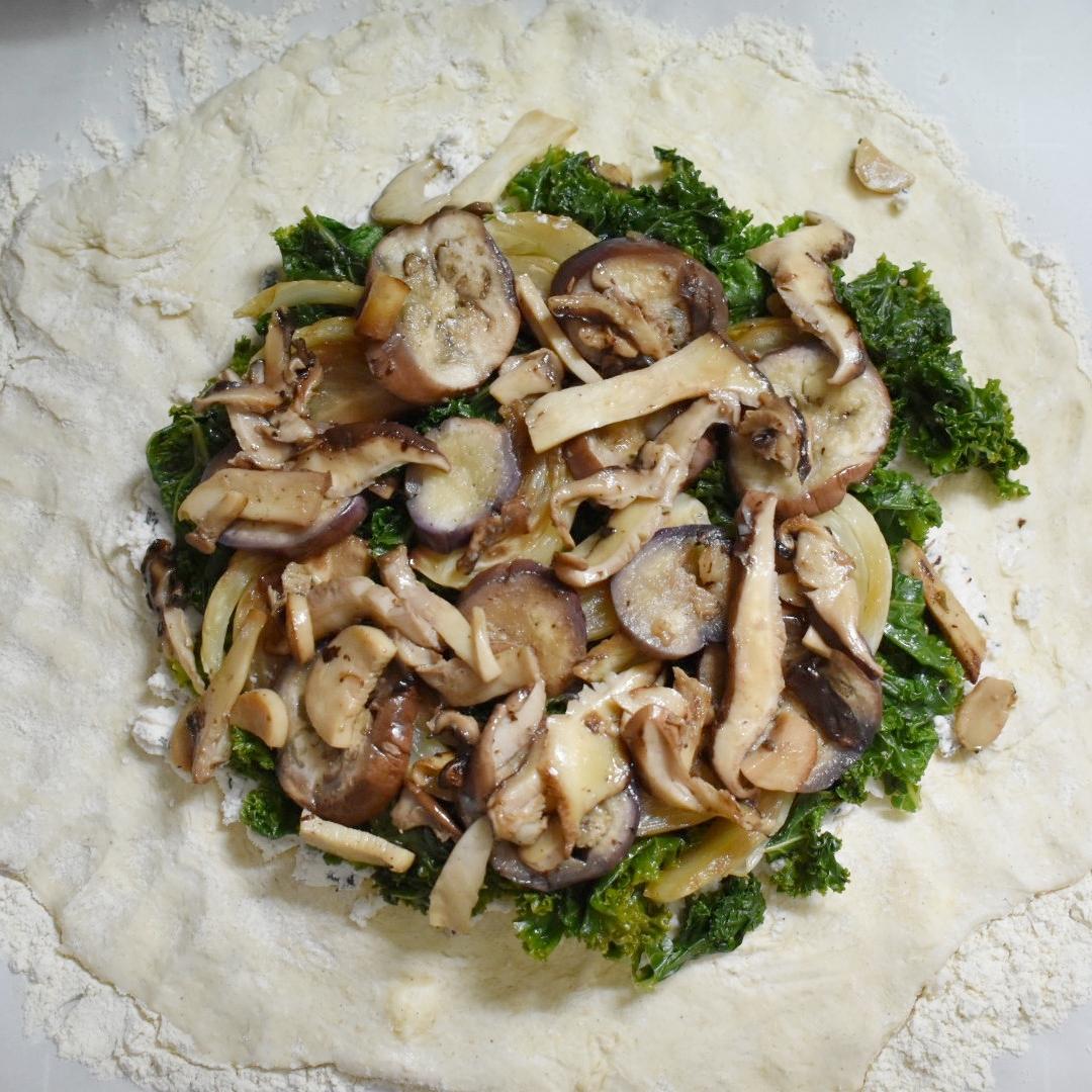 erin mckenna's galette dough vegan and gluten-free