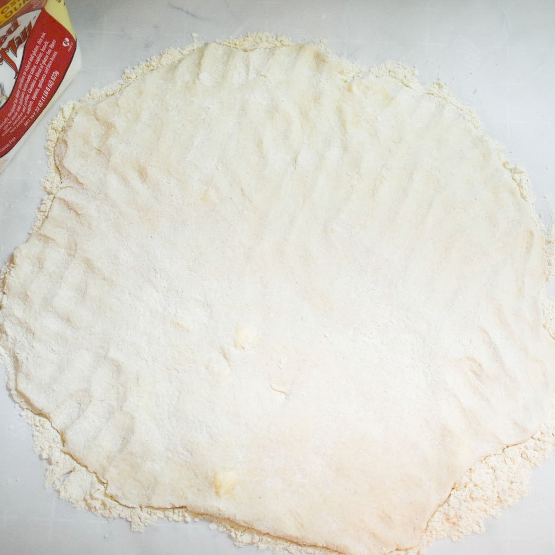 erin mckenna's galette dough recipe vegan and gluten free
