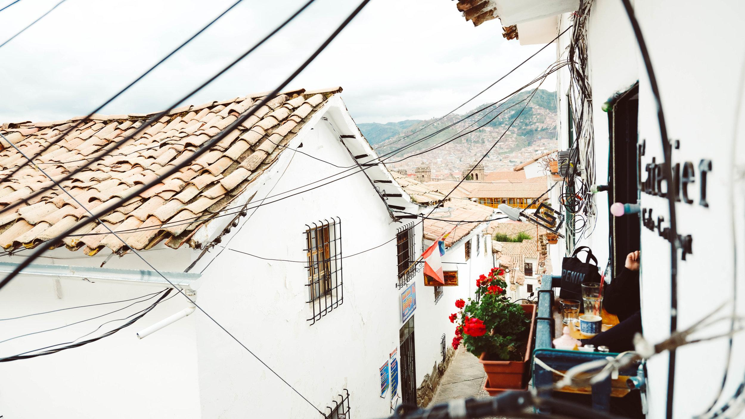San Blas Neighborhood Cuzco