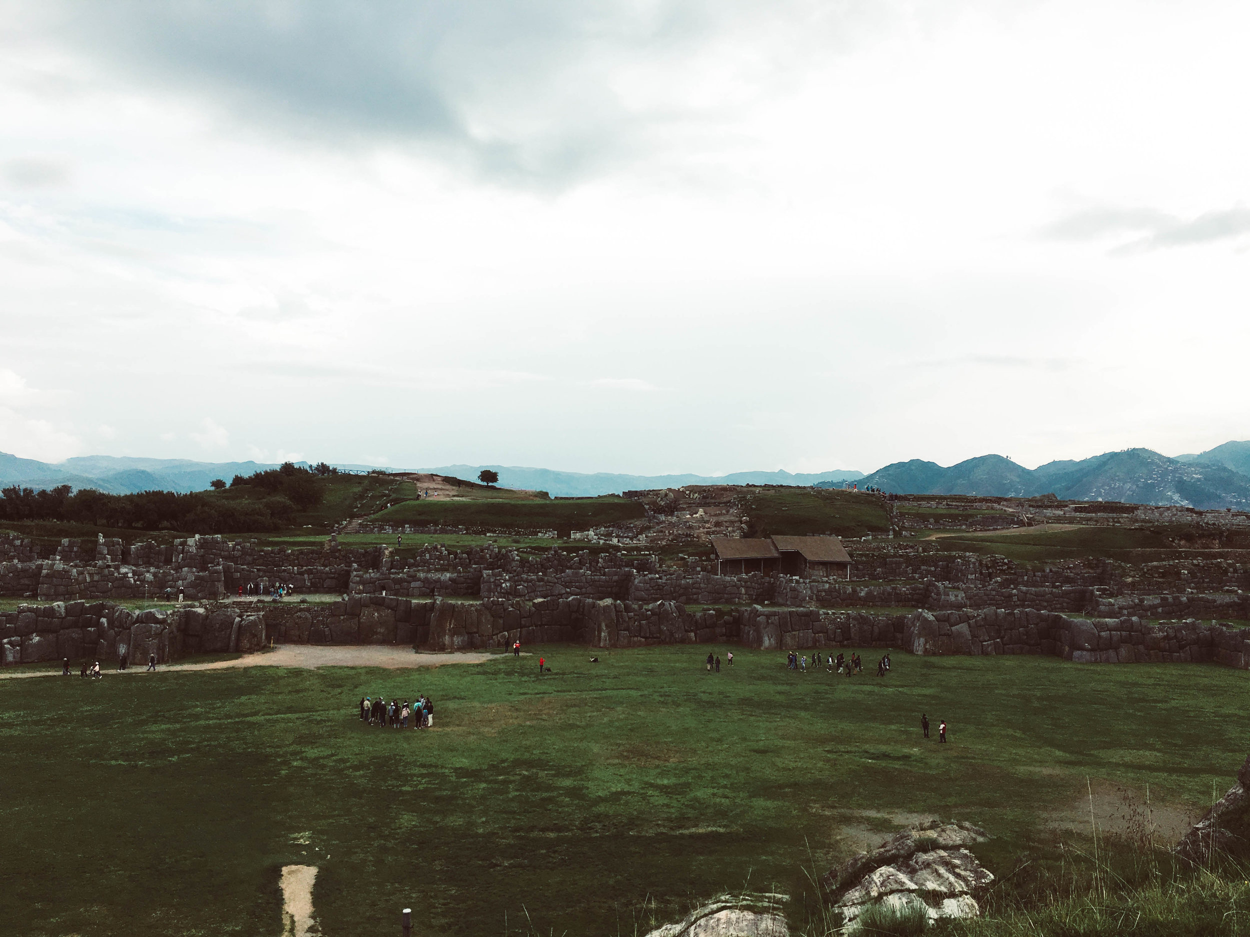 Sacsayhuaman Cuzco