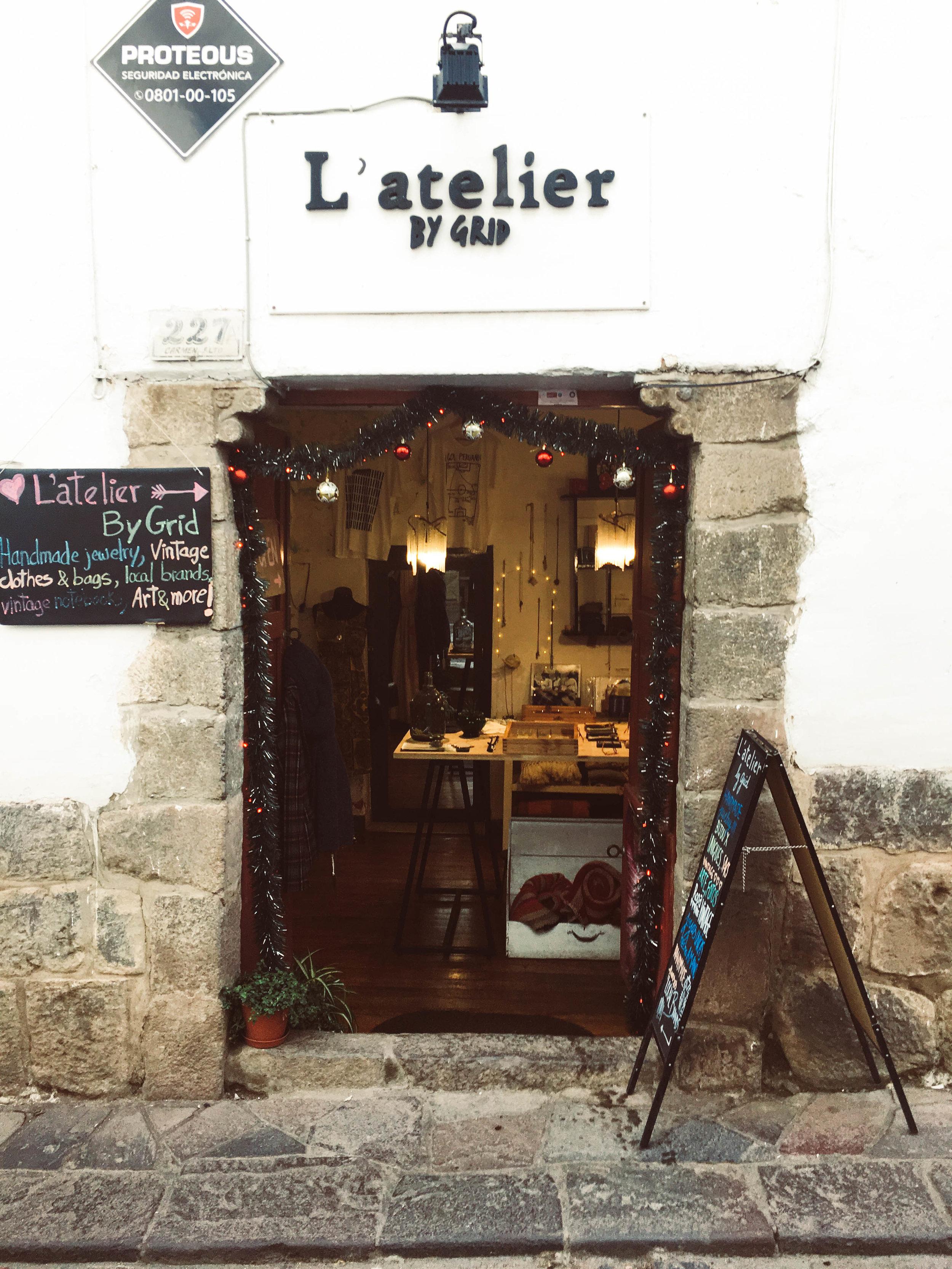 L'Atelier by Grid Cuzco