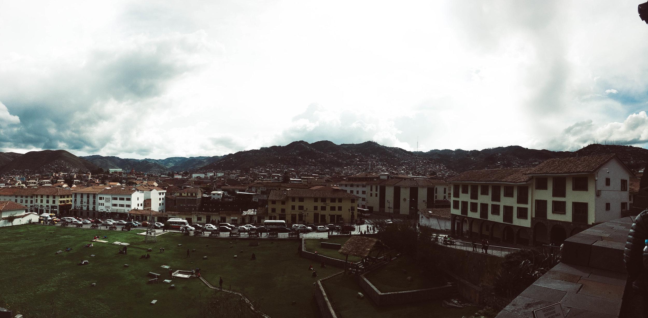 Ruins Cuzco, Peru