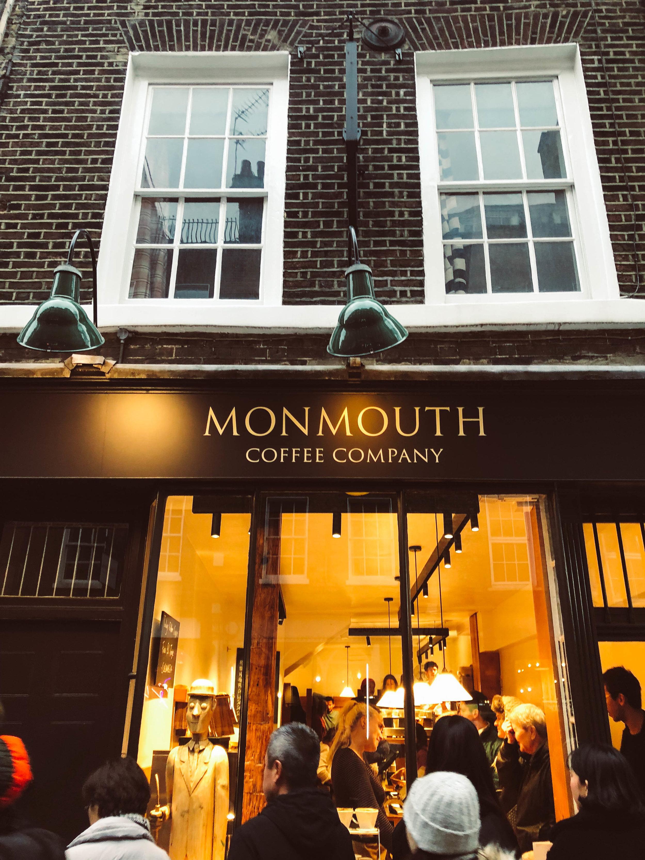 Monmouth Coffee London