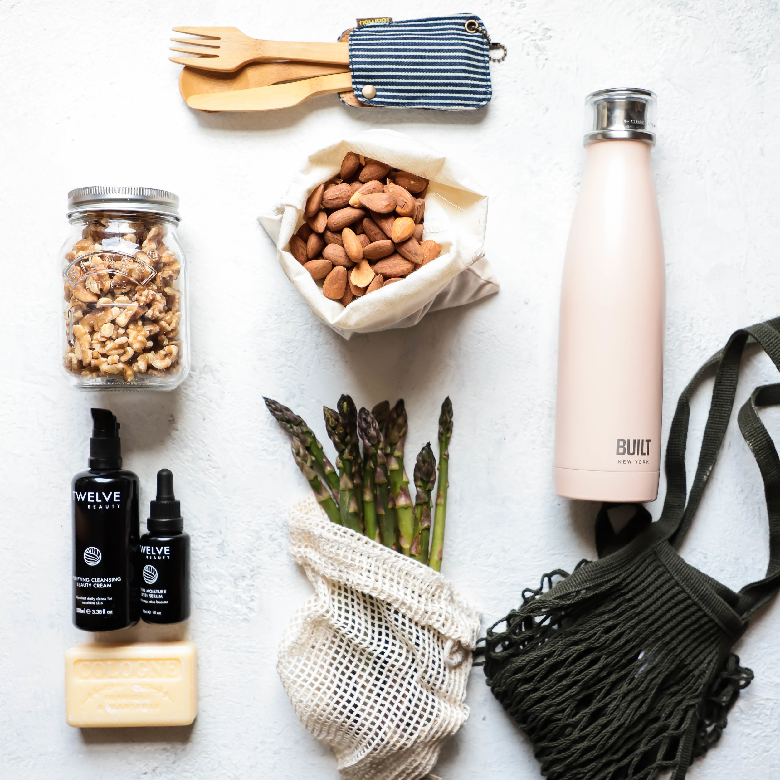 items and products to help reduce single-use plastic
