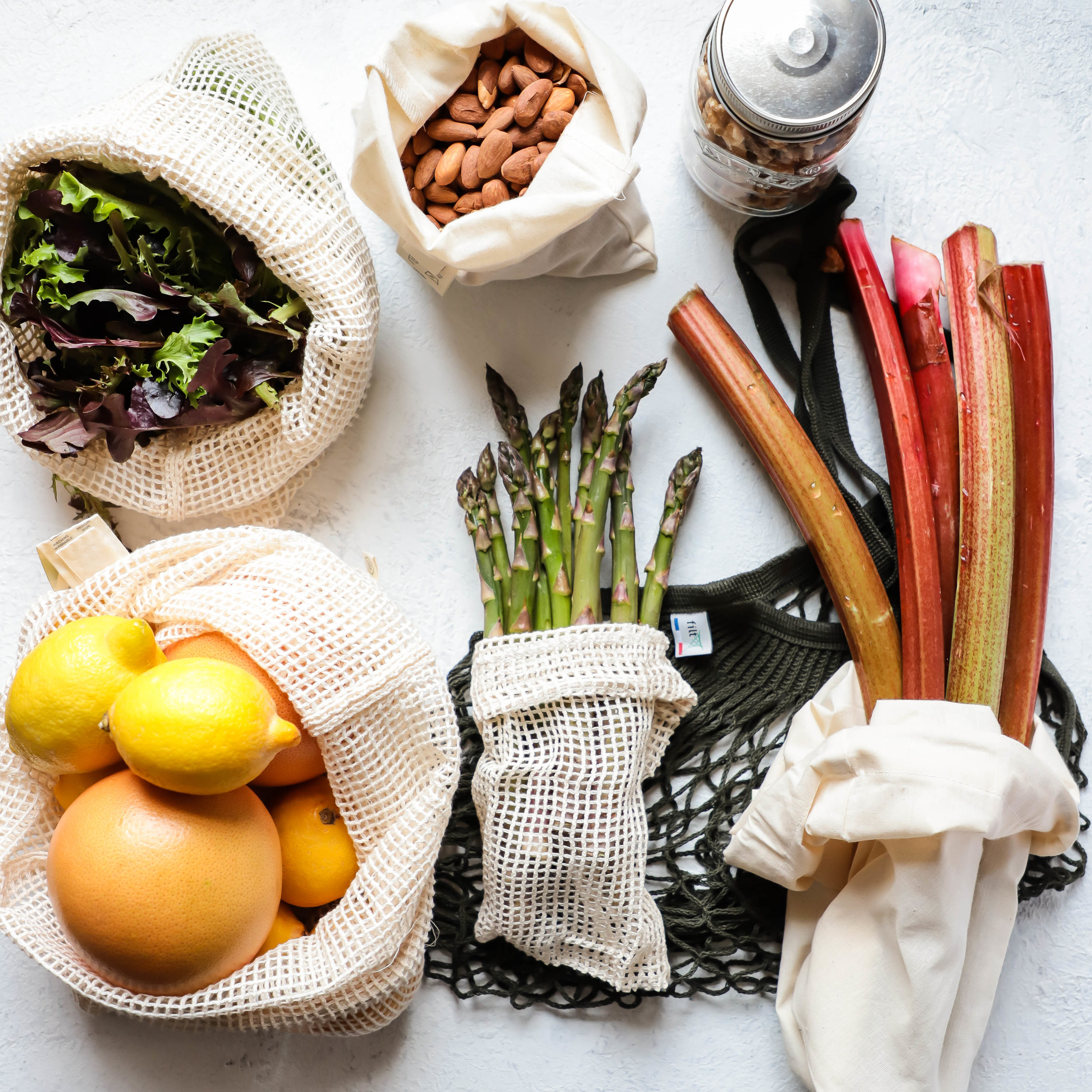 products to help reduce single-use plastic in food storage