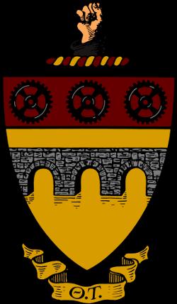 Theta Tau Crest