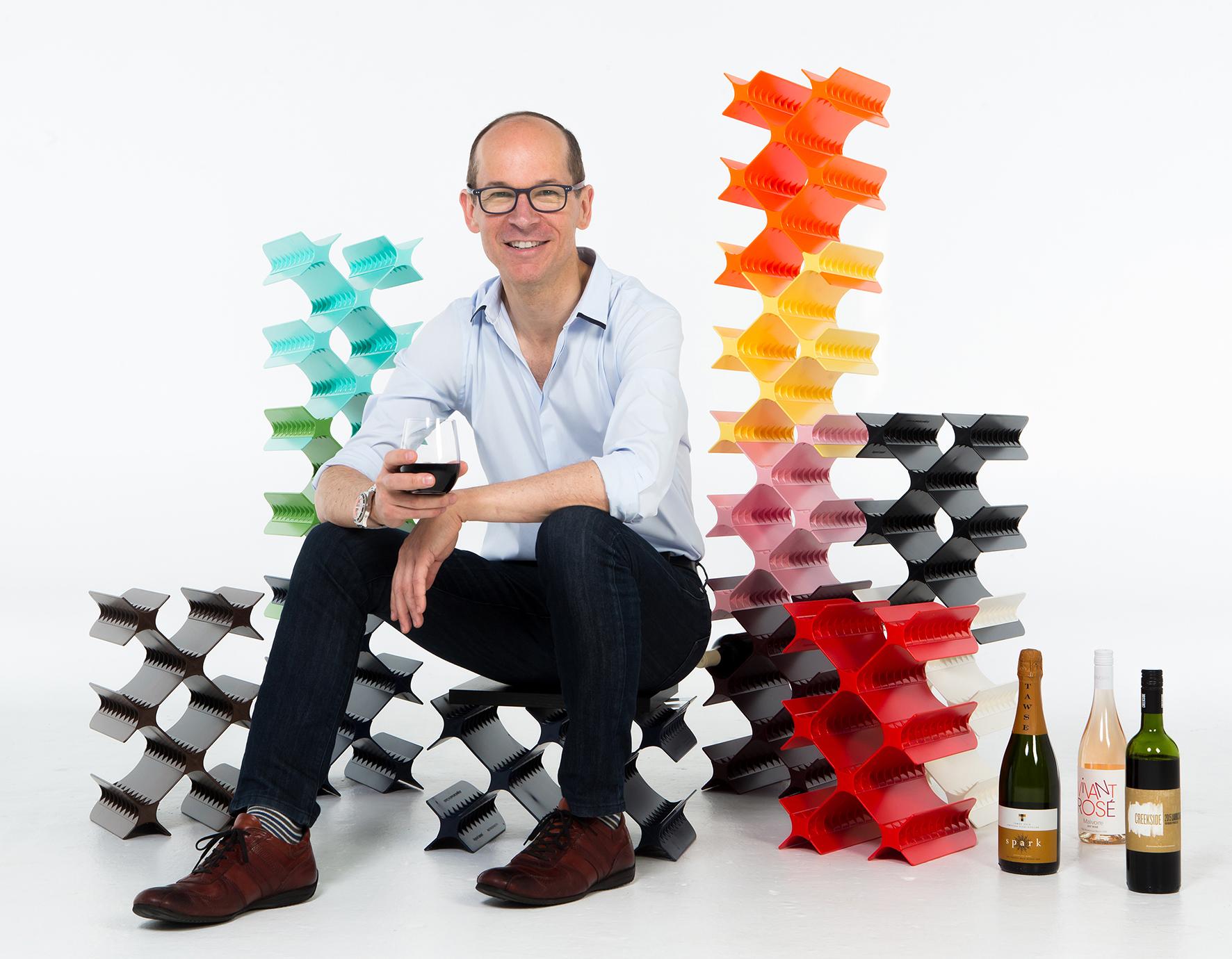 Brian A. Pollard  Vinsi Wineform, Designer & Founder