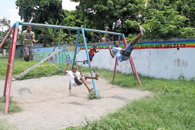 Swing Song
