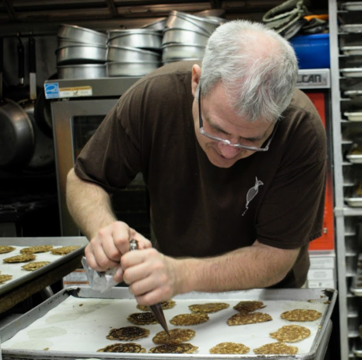 Pat Bryson, Owner and Founder of What's for Dessert?