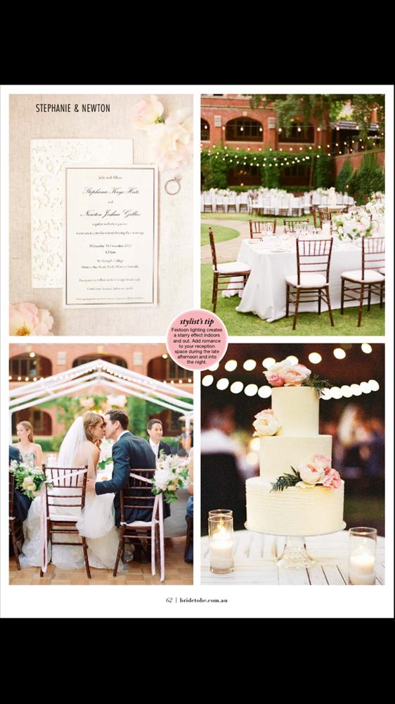 Bride to Be Magazine - Australia - 3/4